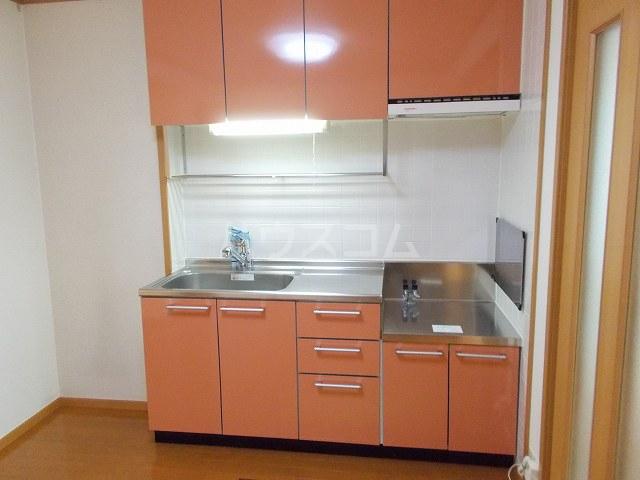 サウスフィールドA 01020号室のキッチン