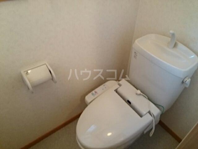 サウスフィールドA 01020号室のトイレ