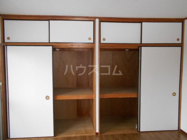 ファミリーステイツ1 03050号室の収納