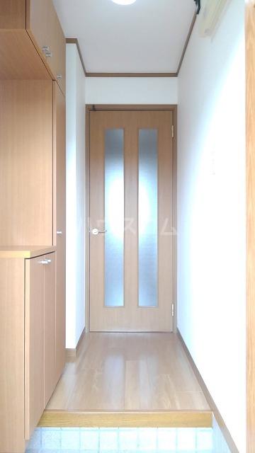 シャルマン 01030号室のキッチン