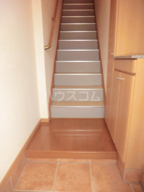 アルカディアⅤ 02020号室の玄関