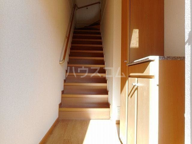 サンリットA 02020号室の玄関