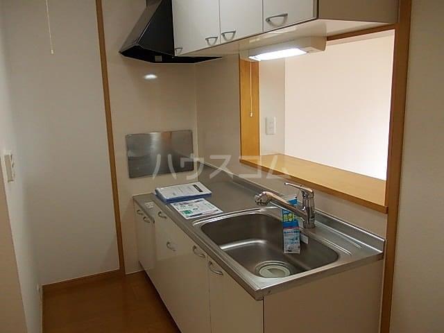 サンリットA 02020号室のキッチン