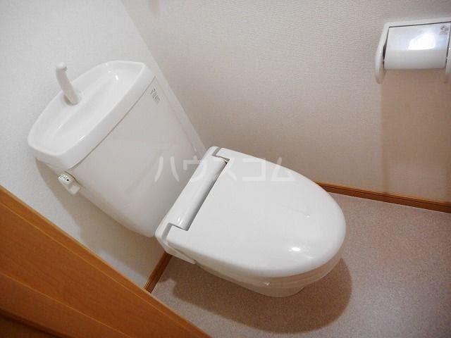 サンリットA 02020号室のトイレ