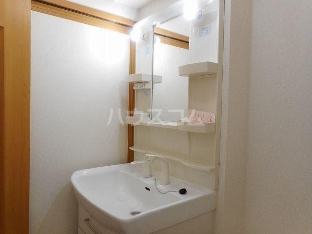 サンリットA 02020号室の洗面所