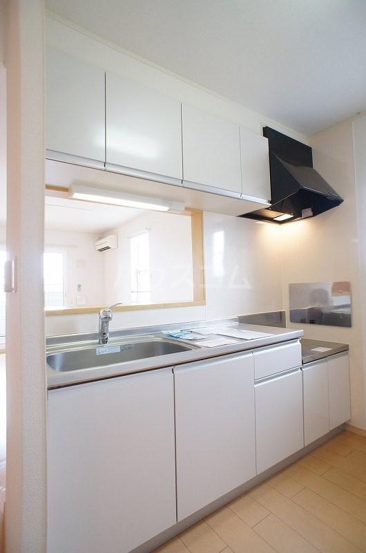 アルデンヌC 02010号室のキッチン