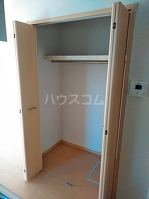 コンビ・ビアリテ 01010号室の収納