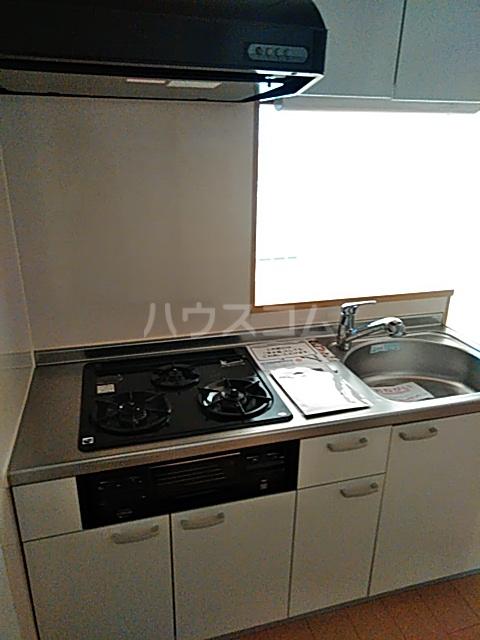 コンビ・ビアリテ 01010号室のキッチン