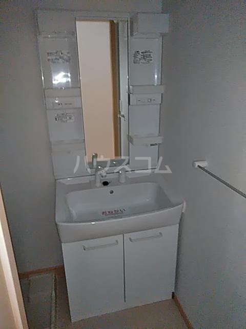 コンビ・ビアリテ 01010号室の洗面所