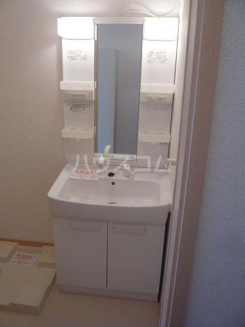 コンビ・ビアリテ 01020号室の洗面所