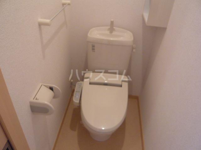 コンビ・ビアリテ 01020号室のトイレ