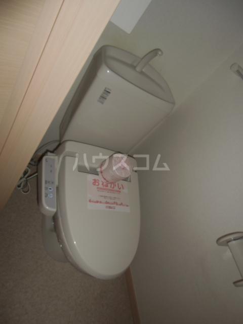 パレドール・I 01020号室のトイレ