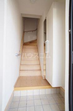 Flat Hills eco 02020号室の玄関