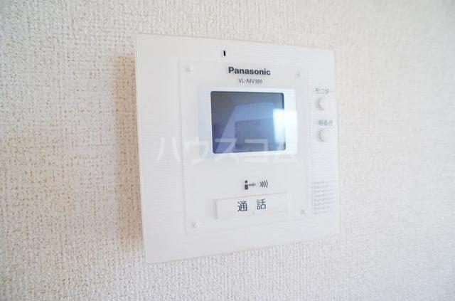 アンジュ・プレッソB 02010号室のセキュリティ