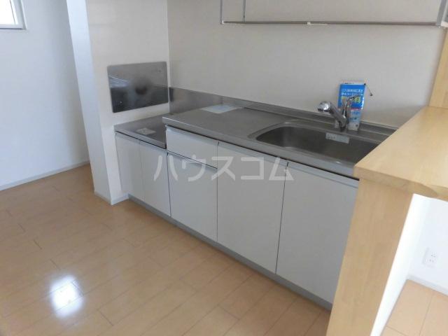 アルモニー 02010号室のキッチン