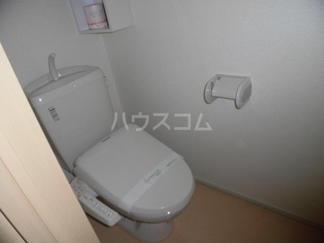 アルモニー 02010号室のトイレ