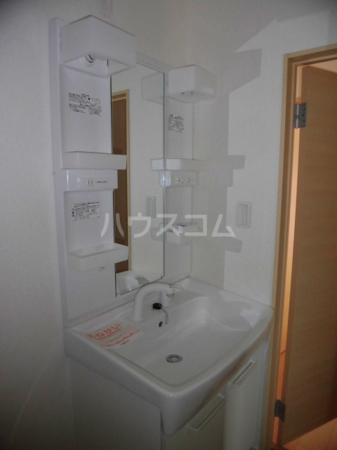 アルモニー 02010号室の洗面所