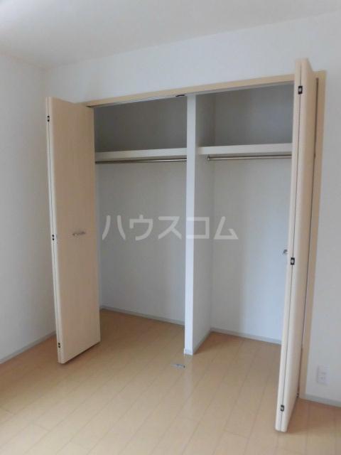 アルモニー 02010号室の収納