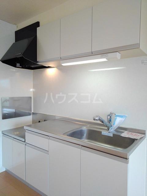 グレイスヒロ 02040号室のキッチン