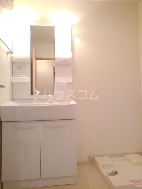 グレイスヒロ 02040号室の洗面所