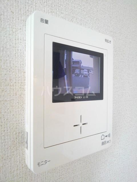 グレイスヒロ 02040号室のセキュリティ