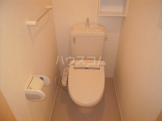 メゾン・セドレ 02020号室のトイレ