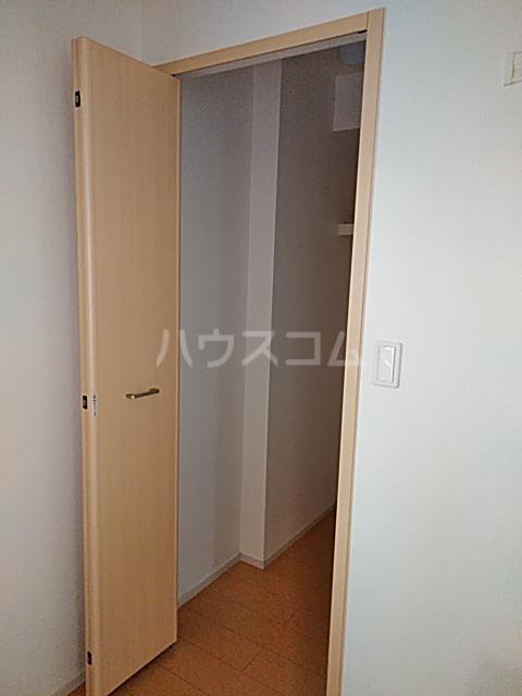レジデンス アウル 01010号室の収納