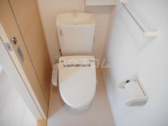 ハルモニア 02010号室のトイレ