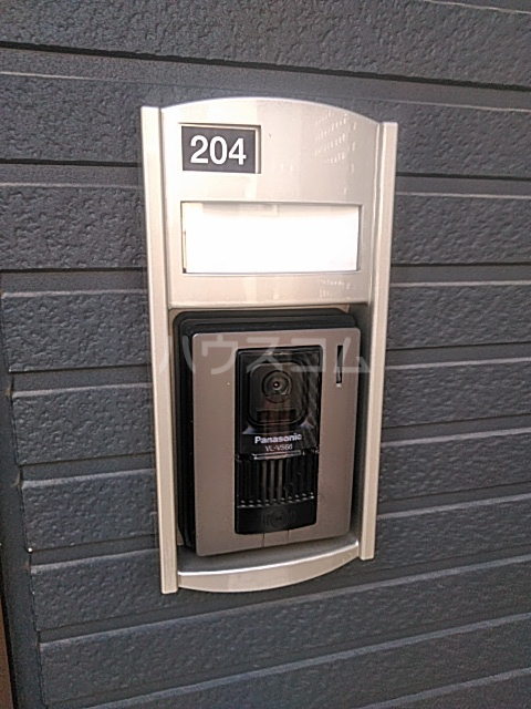 パークビレッジ春日部Ⅰ 02040号室のセキュリティ