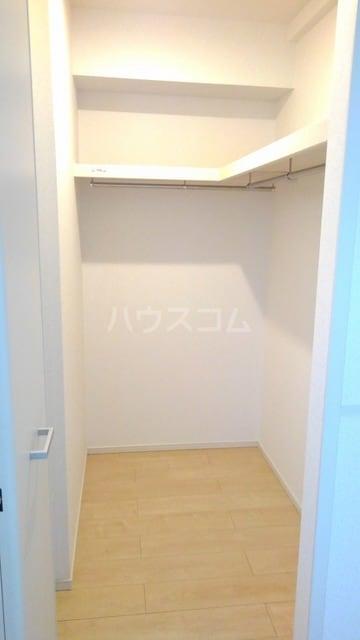 アプローズ 01010号室の収納