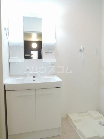 ミル グルージャ 02010号室の洗面所
