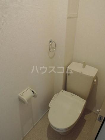 ミル グルージャ 02010号室のトイレ