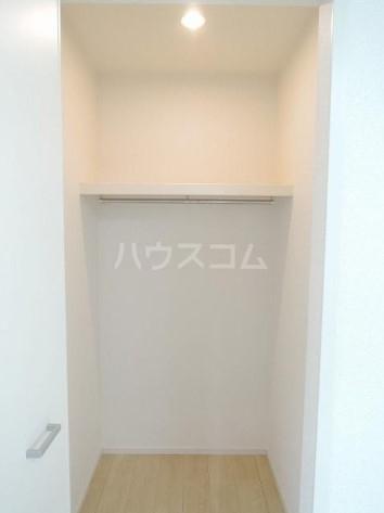 ミル グルージャ 02010号室の収納
