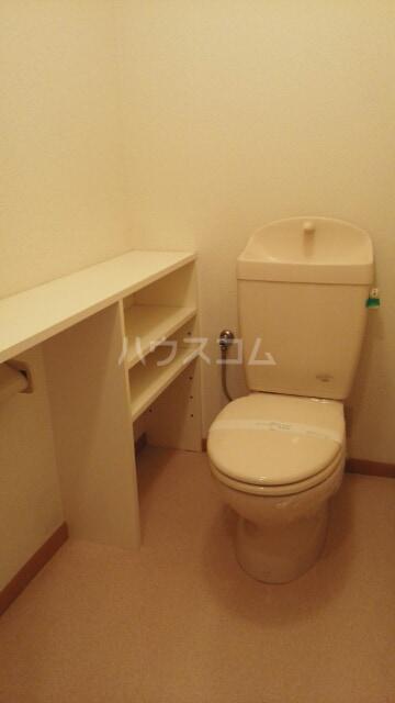 リーベンスヴェルディヒ 02010号室のトイレ