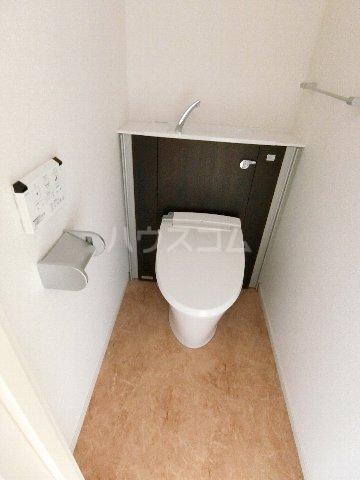 クラウンパレス 04040号室のトイレ