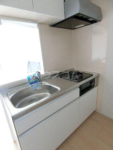 クラウンパレス 04040号室のキッチン
