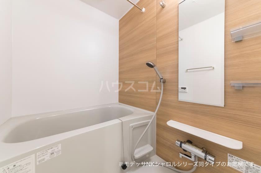 ラ・メール 01030号室の風呂