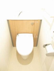 テラコッタⅢ 02010号室のトイレ