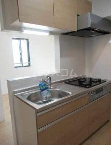 テラコッタⅢ 02010号室のキッチン