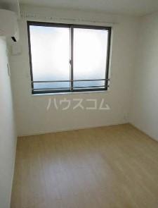 テラコッタⅢ 02010号室のベッドルーム