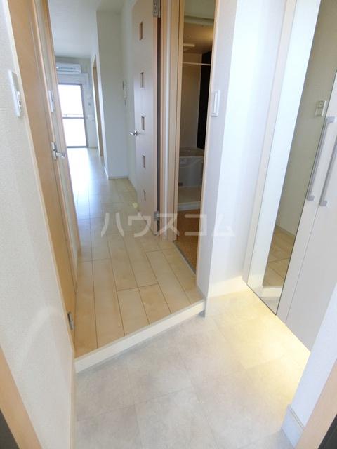 レジデンス22 04040号室の玄関