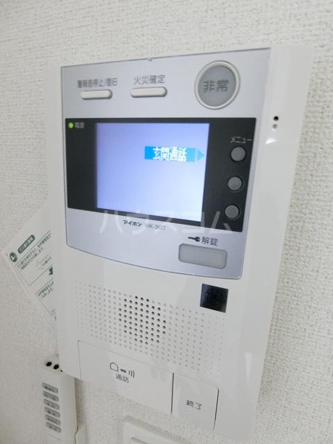 レジデンス22 04040号室のセキュリティ