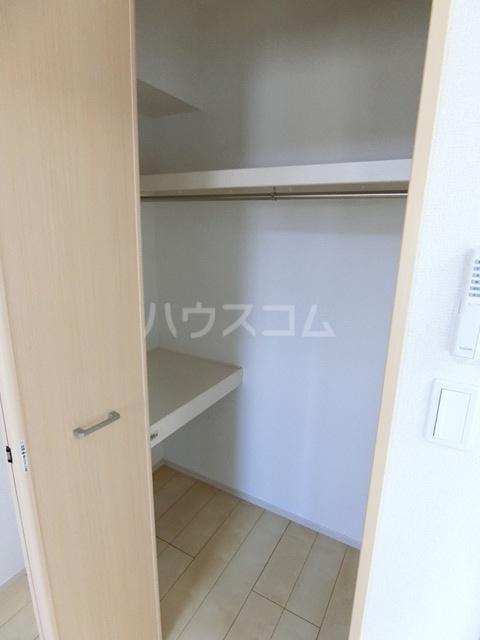 レジデンス22 04040号室の収納