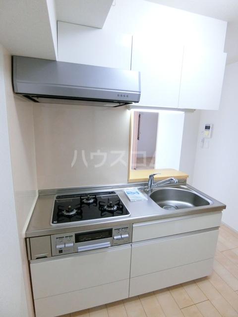 レジデンス22 05060号室のキッチン