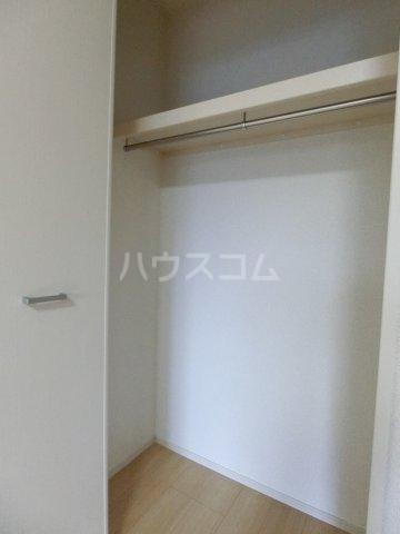 レジデンス22 06050号室の収納