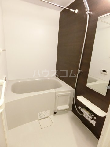 レジデンス22 08050号室の風呂