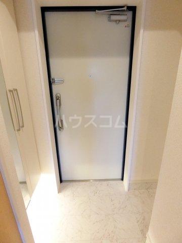 レジデンス22 08050号室の玄関