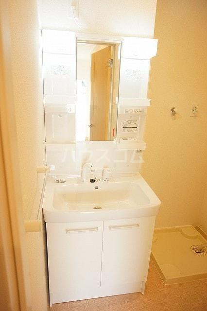 レジーナA 01010号室の洗面所