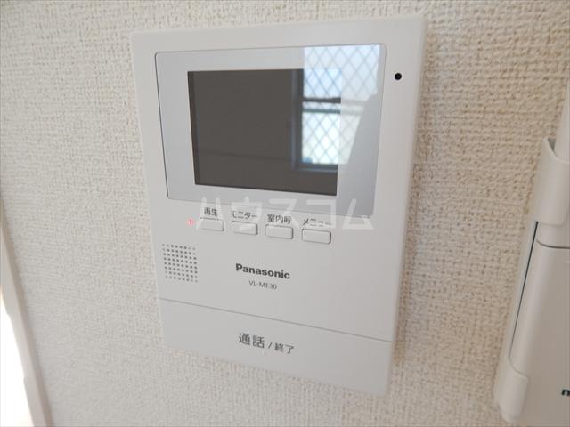 レジデンシアC 01040号室のセキュリティ