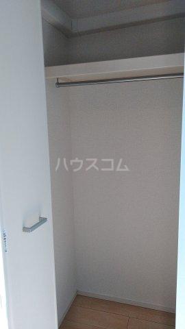 グラース ワイ 02010号室の収納